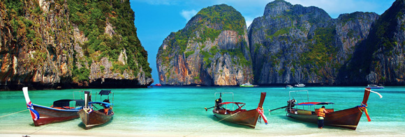 Featuring A Number Of Beaches That Feature Variety Accommodation Optionany Outdoor Activities Koh Phi Is An Idyllic Island Retreat